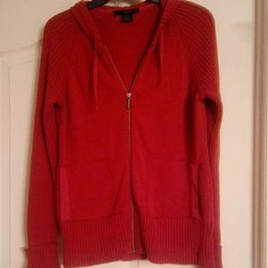 Calvin Klein Full Zip Sweater